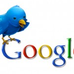 twitter partenariat avec google