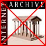 Blocage Archive.org par Robots.txt