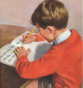 L'écriture sur un blog