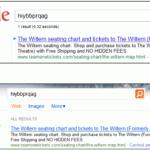 Bing copie Google