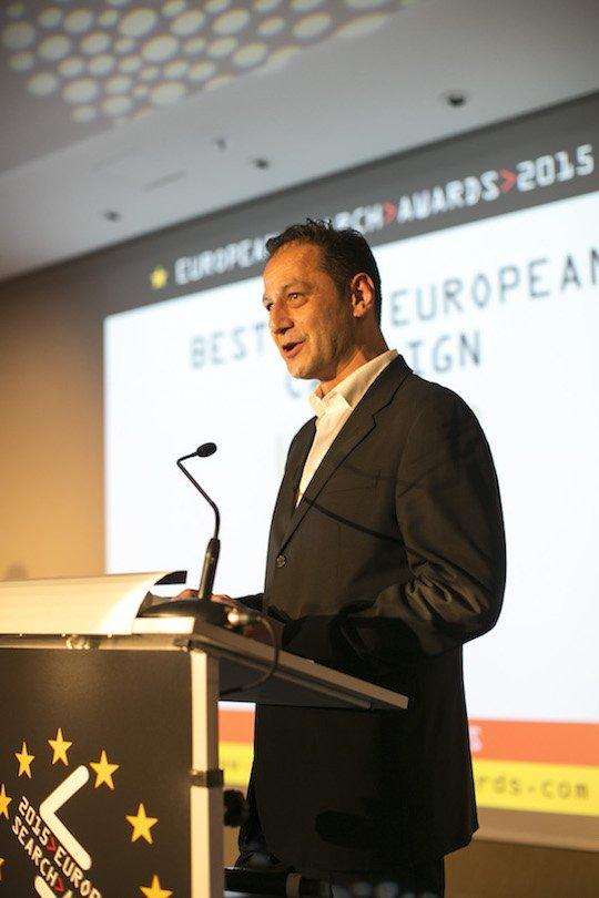 Laurent Bourrelly jury European Search Awards